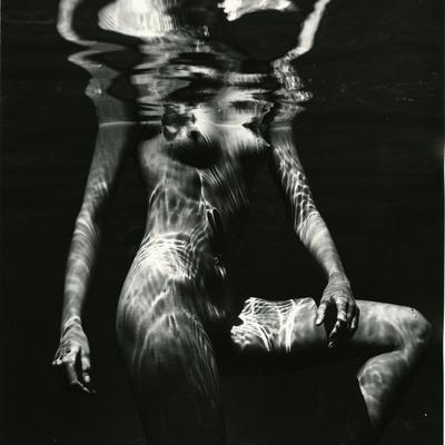 Underwater Nude, c.1980