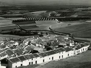 Village Scene, Spain, 1960 by Brett Weston