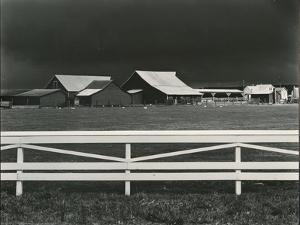 Virginia Farm, 1947 by Brett Weston