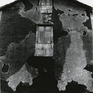 Wall and Windows, Europe, 1972 by Brett Weston