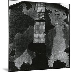 Wall and Windows, Europe, 1972 by Brett Weston
