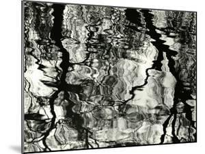 Water Reflection, Europe, 1971 by Brett Weston
