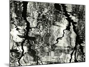 Water Reflection, Europe, 1971 by Brett Weston