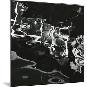 Water, Reflections, 1971 by Brett Weston
