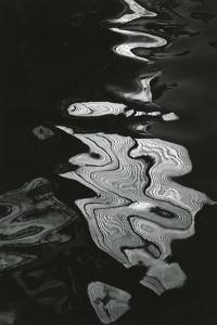 Water, Reflections, 1971 by Brett Weston