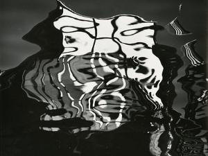 Water, Reflections, c. 1970 by Brett Weston