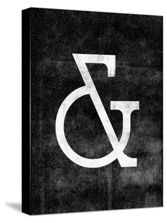 Ampersand Deco on Black