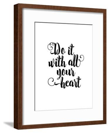 Do It With All Your Heart