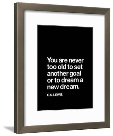 Dream a New Dream (C.S. Lewis)