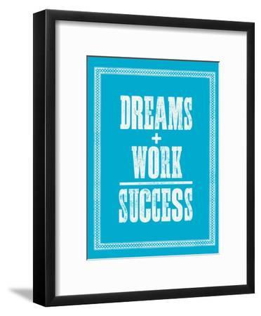 Dreams Work Success