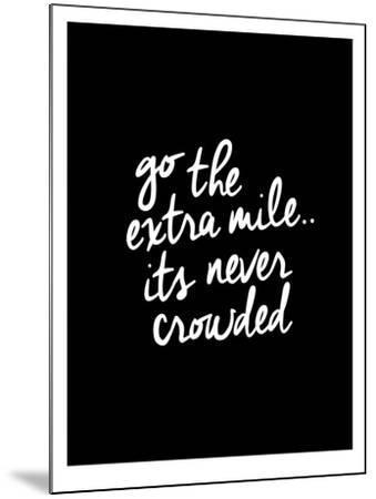 Go The Extra Mile by Brett Wilson