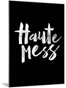 Haute Mess Black by Brett Wilson