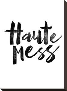 Haute Mess White by Brett Wilson