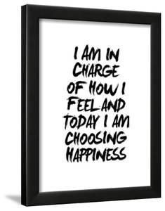 I Am In Charge Of How I Feel by Brett Wilson