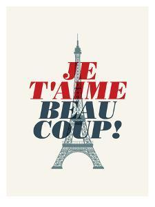 Je T'Aime Beau Coup by Brett Wilson