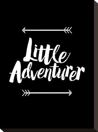 Little Adventurer by Brett Wilson