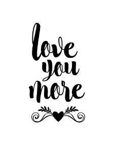 Love You More by Brett Wilson