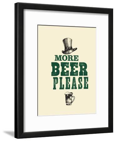More Beer Please