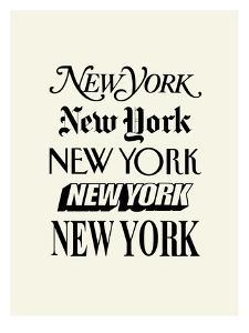 New York by Brett Wilson