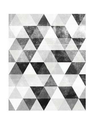 Polygon Pattern by Brett Wilson
