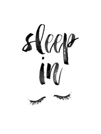 Sleep In by Brett Wilson