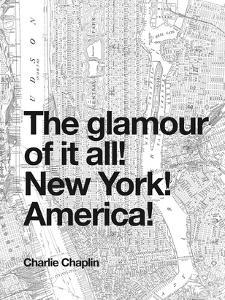 The Glamour of it All New York America by Brett Wilson