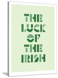 The Luck of the Irish by Brett Wilson
