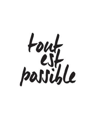 Tout Es Possible