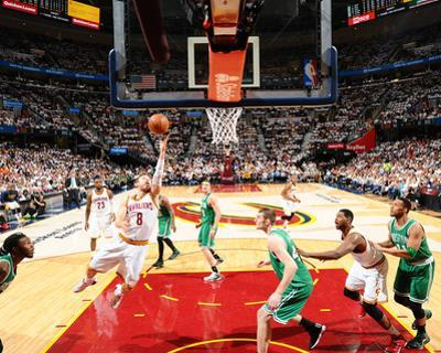 Boston Celtics v Cleveland Cavaliers- Game One