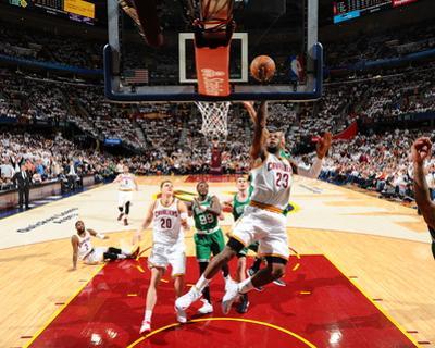 Boston Celtics v Cleveland Cavaliers- Game Two