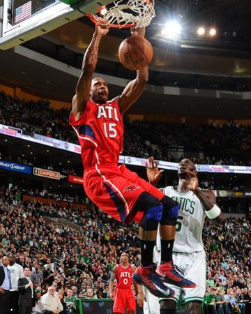 Mar 8, 2013, Atlanta Hawks vs Boston Celtics - Al Horford
