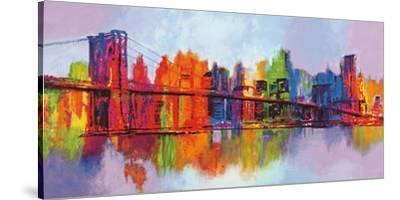 Abstract Manhattan by Brian Carter