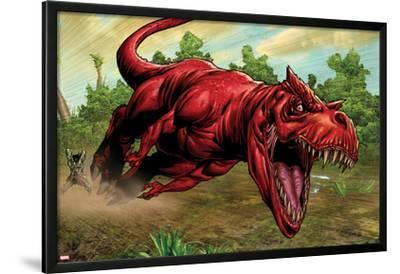 Skaar: King of The Savagle Land No.2: Devil Dinosaur