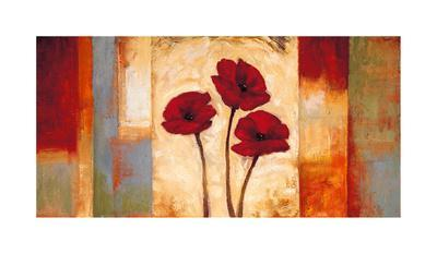 Poppies in Rhythm I