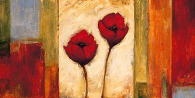 Poppies in Rhythm II