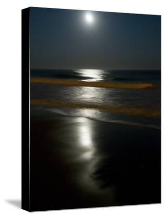 Blood Moon over Wrightsville Beach