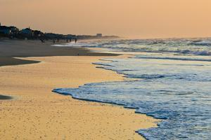 Topsail Beach in the Early Morning by Brian Gordon Green