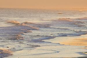 Water Patterns at Sunset by Brian Gordon Green