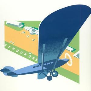 Aerodrome by Brian James