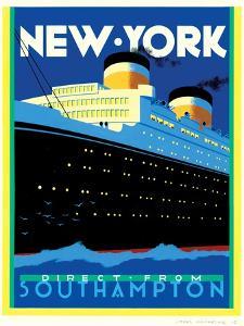 Streamliner NY by Brian James