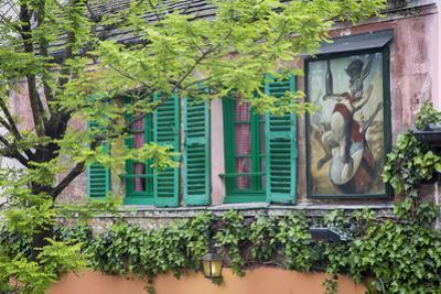 Au Lapin Agile, a Tiny Cabaret, Montmartre, Paris, France