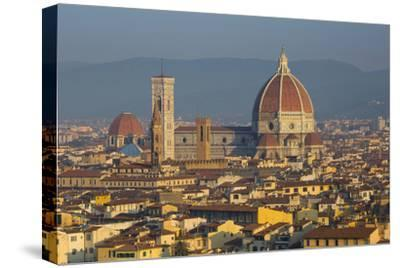 Early Morning over the Duomo, Florence, Tuscany, Italy