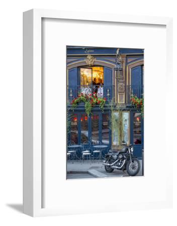Historic La Perouse Restaurant in Saint Germain Des Pres, Paris France