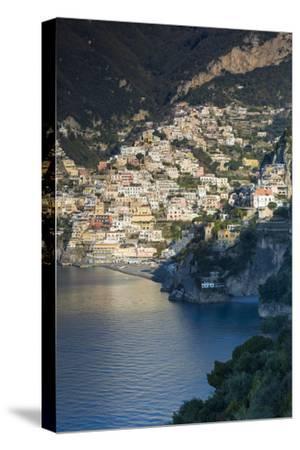 Morning View of Positano, Along the Amalfi Coast, Campania, Italy