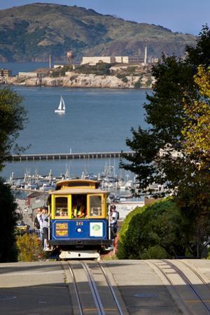 San Francisco cable car, California, USA by Brian Jannsen
