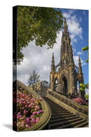Scott Memorial for Sir Walter Scott, Edinburgh, Lothian, Scotland
