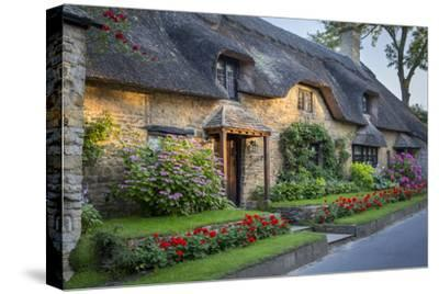 Thatched Cottage in Broad Campden, Cotswolds, Gloucestershire, England