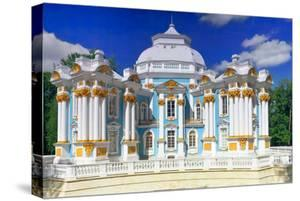 Pavilion Hermitage in Tsarskoe Selo. St. Petersburg, Russia by Brian K