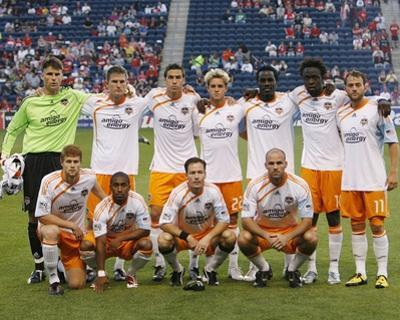 Jun 5, 2009, Houston Dynamo vs Chicago Fire - Corey Ashe by Brian Kersey