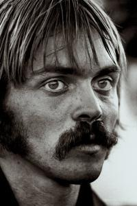 Steve Prefontaine, Portrait by Brian Lanker